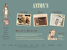 Anton's Cafe, Galway City