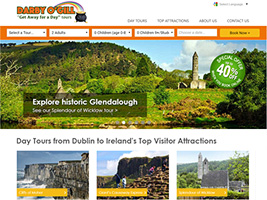 visit Darby O'Gill Tours website