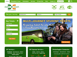 visit Dublin Coach website