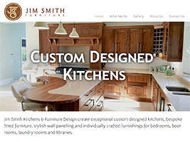 Jim Smith Furniture Design, Kitchend and Bathrooms, Kildare