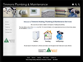 Timmons Plumbing, Heating and Maintenance