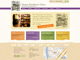 Woodberry Wines, Specialist Wine Shop in Galway